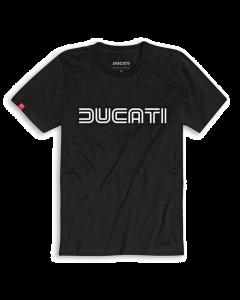 Shirt Ducati Ducatiana 80 black