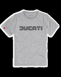 Shirt Ducati Ducatiana 80 grigio