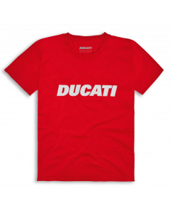 Shirt Ducati Ducatiana 2.0 red kid bambino
