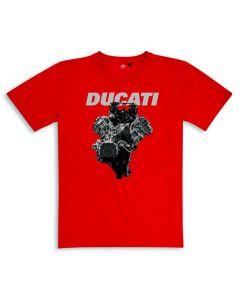 Shirt Ducati desmo 4 - promo