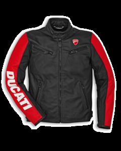 Giacca pelle Ducati Company c3 uomo