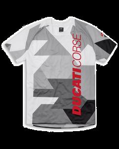 Shirt bici Mtb Ducati Corse manica corta