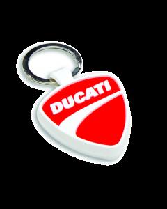 Portachiavi Ducati shield