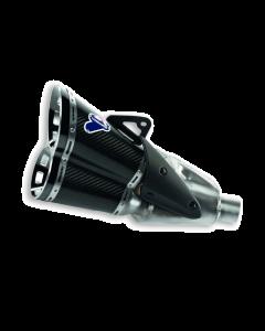 Silenziatore omologato in carbonio per Ducati Diavel 1200 2015/2016 - promo
