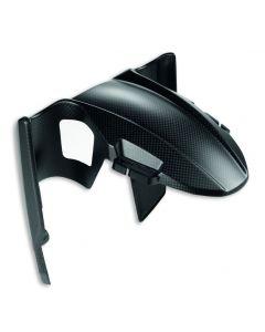 Parafango anteriore in carbonio per Ducati Hypermotard 950