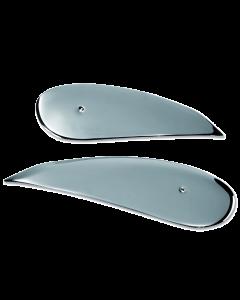 Guance serbatoio cromo Ducati Scrambler 015/018 - da ordinare