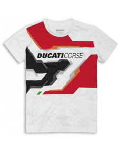 Shirt Ducati Racing Spirit kid bambino
