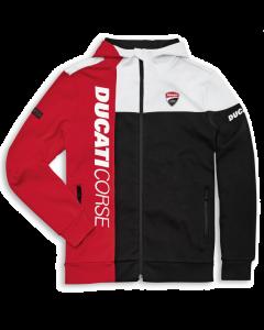 Felpa Ducati Corse track uomo