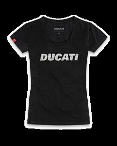 Shirt Ducati Ducatiana 2.0 nera lady