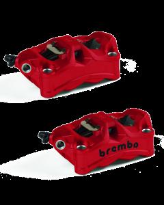 Pinze colorate rosso per Ducati Multistrada V4 e Streetfighter v4 - da ordinare