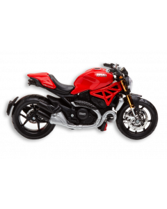 Modellino moto ducati Monster 1200