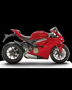 Modellino moto ducati Panigale V4