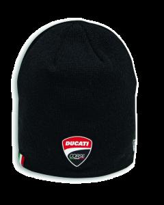 Cuffia Ducati Corse total black