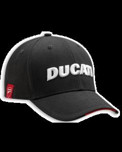 Cappellino Ducati Company 2.0 black