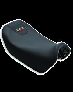 Sella pilota bassa ( - 30 mm ) riscaldata per Ducati Multistrada V4