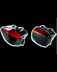 Borse laterali rigide rosse per Ducati Multistrada 1200 010/014 - da ordinare contattarci per la disponibilita'