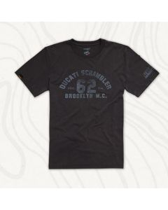 Shirt  Ducati Scrambler Brooklyn cafe'