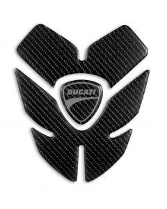 Adesivo protezione serbatoio fibra di carbonio Ducati Monster 1200 821 e Monster 797
