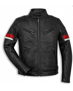 Giacca pelle Ducati Urban Stripes