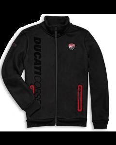 Giubbino in Pile Ducati Corse track 21
