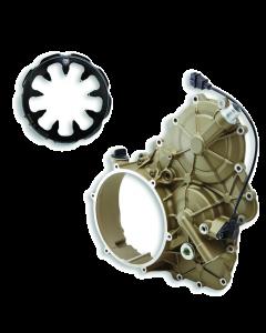 Coperchio frizione in magnesio scomponibile per frizioni a secco Streetfighter V4 V4s e Multistrada V4