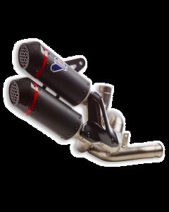 Silenziatore racing Termignoni per Ducati Monster 937 - contattarci per la disponibilita'