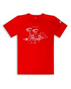 Shirt Ducati Panigale V4 - PROMO