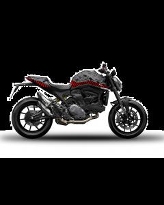 Set personalizzazione Pixel per Ducati Monster 937 - contattarci per la disponibilita'
