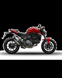 Set personalizzazione Gp red per Ducati Monster 937