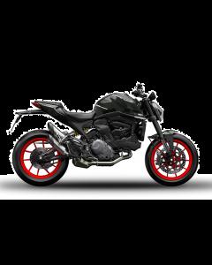 Set personalizzazione Gp grey per Ducati Monster 937