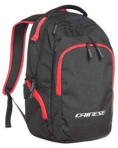 Zaino D Quad back pack black red