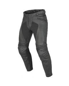 Pantaloni pelle Dainese Pony C2 nero lady - promo