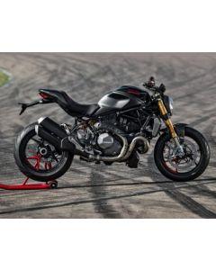Cupolino Sport per Ducati Monster 1200s Black on Black