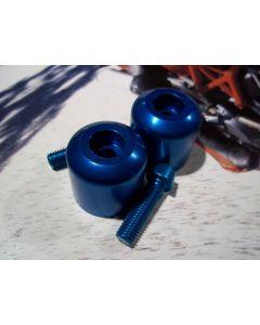 Contrappesi bilanceri ergal blu Ducati St2 St4 Monster s4 - promo