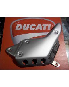 Protezione in alluminio per collettori Roadracing per Ducati 748 996 916 - promo