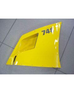 Carena superiore destra giallo NUOVO per Ducati 748 - promo