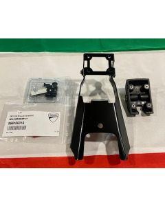 Supporto alto originale Ducati per navigatori GARMIN, tutti i modelli, per Ducati Multistrada 1200 Dvt, 1260, Enduro, 950 e V2