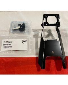 Supporto alto originale Ducati per navigatore TOM TOM per Ducati Multistrada 1200 Dvt, 1260, Enduro,950 e V2