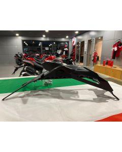 Portatarga alluminio carbonio Ducati Hypermotard  821 939 ed Hyperstrada 821 939 - usato