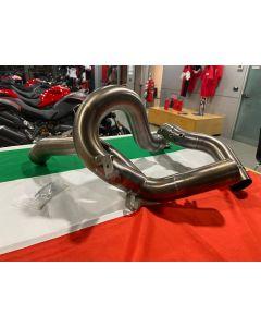 Collettore Scarico no cat no kat decatalizzatore SPARK + db killer Ducati Multistrada 1200 Enduro (racing) - usato