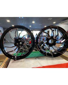 Cerchi in alluminio forgiato per Ducati Diavel 1260 ed XDiavel - usato