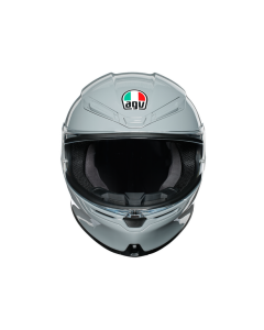 Casco Agv K solid nardo grey