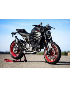 Cupolino Sport dark per Ducati Monster 797