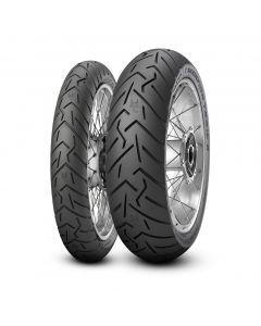 Coppia pneumatici Pirelli Scorpion Trail II 180/55 120/70