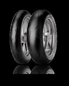 Coppia pneumatici Pirelli Supercorsa Sp V2 180/60 120/70