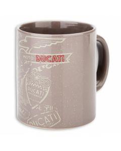Tazza mug Ducati Historical