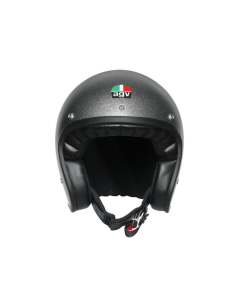 Casco Agv Jet X70 Solid Flake grey